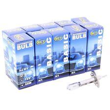 10x SCT H1 Basic Halogenlampe Leuchte 12V 55W Glühlampe Scheinwerferlampe
