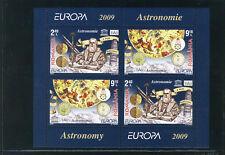 Europa Cept 2009 Rumänien Block 445I **