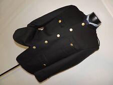 Ferricci men's stylish Black Nehru collar sports jacket 36 Short