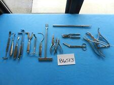 Sklar V. Mueller Zimmer Surgical Orthopedic Instruments