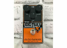 Electro-Harmonix Op-Amp Big Muff Pi Distortion/Sustainer - Used FREE 2 DAY SHIP