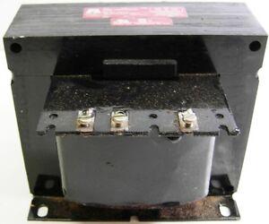 ACME TRANSFORMER TYPE: TA-1-81217