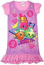 Pyjamas violets 4 ans pour fille de 2 à 16 ans