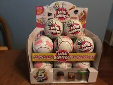 """Zuru 5 Surprise Mini Brands /""""Black Label Bacon Pac/"""" out of Ball NEW!"""