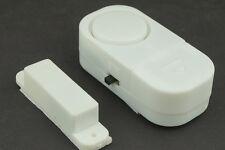 3PCS Home Security Wireless Sensor Door Window Magnetic Entry Burglar Alarm Bell