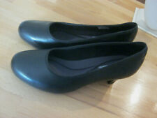 Women's Rockport Tru365 comfort shoes, black leather pumps, size 8, NWOT