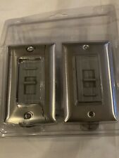 LUTRON DIMMER SWITCH 2 Pack