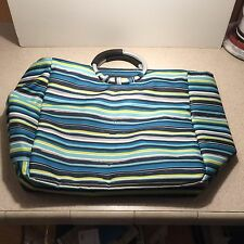 Insulated Tote, Ice-type, Lined, Large, New!