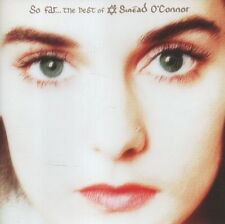 SINEAD O'CONNOR CD 1997 SO FAR .. The Best of... 15 tracks NOTHING COMPARES 2 U