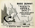 Warner Brothers-Chuck Jones Limited Edition Litho-What's Opera Doc?-Bugs Bunny