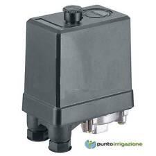 Pressostato Compressore Monofase 1 via 12 BAR max idoneo xFini Airmec Abac Valex