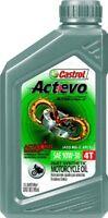 Castrol Part Synthetic Oil 4T 10W30 1Qt 06119 / 15B75f