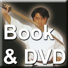 Japanese Sword Kendo Arts 2 4 - Iaido Iai do Book DVD 01 Long Shinden Ryu