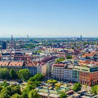 2 Tage München Kurzreise 2P zentrales Hotel (am HBF)  + Frühstück & Kinder frei