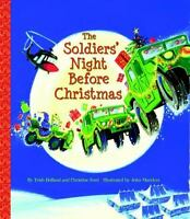 The Soldiers' Night Before Christmas [Big Little Golden Book]