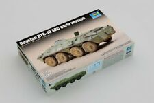 Trumpeter 07137 1/72 Russian BTR-70 APC early version