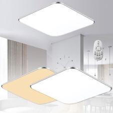 36W LED Deckenlampe Deckenleuchte Wandlampe Flur Dimmbar mit Fernbedienung IP44