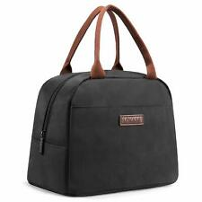 Lunch Bag Cooler Bag Women Tote Bag Insulated  Water-resistant Thermal Lunch Box