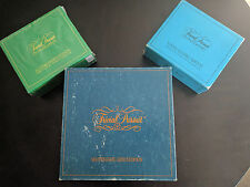 LOT OF 3 Trivial Pursuit MASTER Game GENUS, Young Player's & All-Star Card Sets
