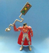 "SUPERMAN MAN OF STEEL Power Attack Deluxe Stoplight Strike 6"" Figure"