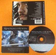 CD SOUNDTRACK KINGDOM OF HEAVEN Harry Gregson Williams 2005 SK 94419 (OST6)