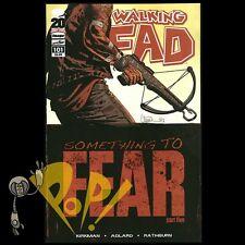The WALKING DEAD #101 (2012) Cover A ADLARD Kirkman IMAGE Comics NM!