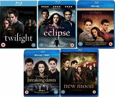 The Twilight Saga The Complete Collection Blu-ray BRAND NEW AND SEALED UK R2