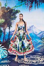 0c3adb2ea1 Camilla Long Way Home Crystal Embellished Silk Maxi Dress in Benny s  Blessing