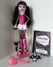 Monster High Original First Release Signature 1st WAVE 1 Draculaura Complete