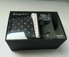 Esquire the Ultimate Tie Pocket Square Lapel Pin M16322201 Men's Wearhouse