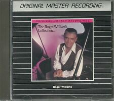 Williams, Roger The Roger Williams Collection  MFSL Silver CD MFCD 868