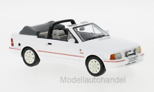 Ford Escort MKIV XR3i Cabriolet, weiss, 1986 1:43 Neo Scale Models 44956  *NEW*