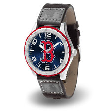 Boston Red Sox Men's Sports Watch - Gambit [NEW] MLB Jewelry Wrist Band