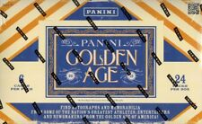 2013 Panini Golden Age Baseball Hobby Box