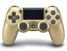 PS4 Controller Bluetooth Wireless Sony PlayStation 4 Official-Gold