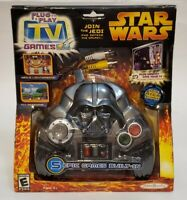 Star Wars Revenge of The Sith TV Games Plug & Play - Jakks 2005 - New Open Box