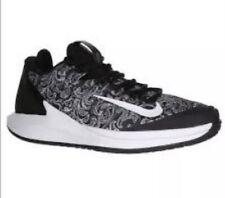 Nike Court Air Zoom Zero HC Tennis Shoes AA8018-003 Men's US 8 Black NEW $130