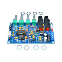 AC 12V XH-M173 Microphone Amplifier Module PT2399 Dual Power Supply For Karaoke
