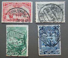 Item 052501 1898 Early Portugal Stamps Used