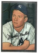 1996 BOWMAN'S BEST 1952 MANTLE CHROME Mickey Mantle #NNO