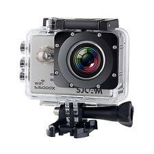"SJCAM SJ5000X ELITE 4K 24fps Wifi 2.0"" LCD Video DV Sport Action Camera (Silver)"