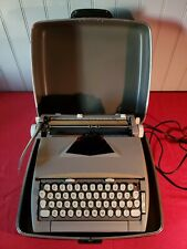 Sears Electric Typewriter With Smith-Corona Case