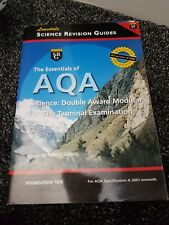 The Essentials of AQA Science: Double Award Modular - The Terminal Examination: