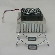 SUN ORACLE 370-5686 SUNBLADE 2500 / 1500 CPU Fan Heatsink with clips FREE SHIP!