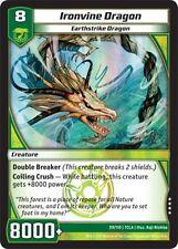 KAIJUDO 1 Ironvine Dragon Clash of the Duel Masters Near Mint