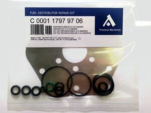 0438100010 Porsche 3.0 Carrera Repair (Rebuild) Kit for Bosch Fuel Distributor