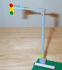 Lego Traffic Light 8495 Town City Road Sign Post
