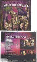 CD--NAZARETH--HAIR OF THE DOG - LIVE