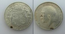 Collectable 1915 George V Silver Half-Crown Lot 1