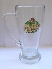 Greece MYTHOS Greek Beer Promotional Glass Mug 0.5 Liters